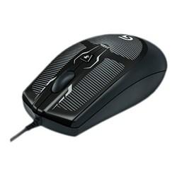 로지텍 PC방 에디션 옵티컬 게이밍 유선 마우스 G100S